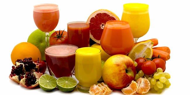 Zumos depurativos y bajos en calorías para una vida saludable