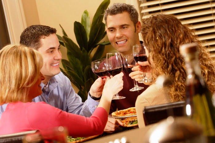 C mo cuidar nuestra alimentaci n cuando no estamos en casa - Menu cena amigos en casa ...