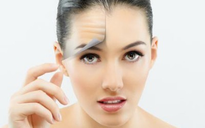 Removing the harmful effects of stress on the skin