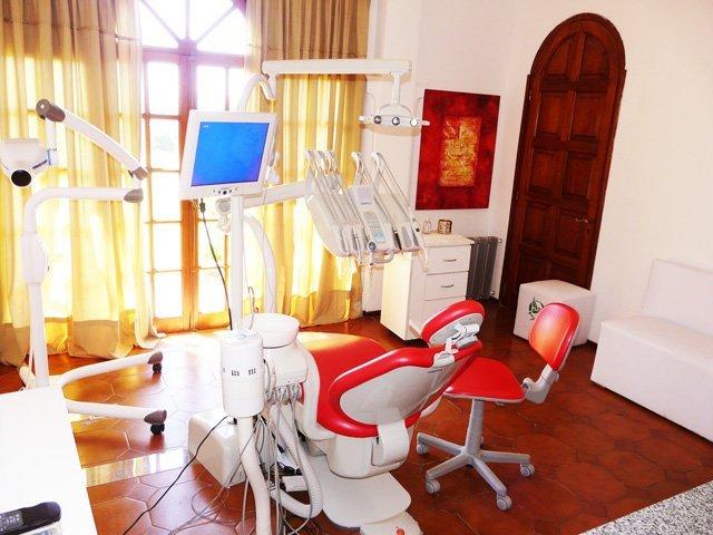 Consultorio Odontológico en La Posada del Qenti