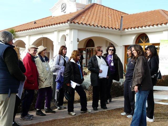 2das Jornadas Saludables de la Fundación QeViMe en La Posada!