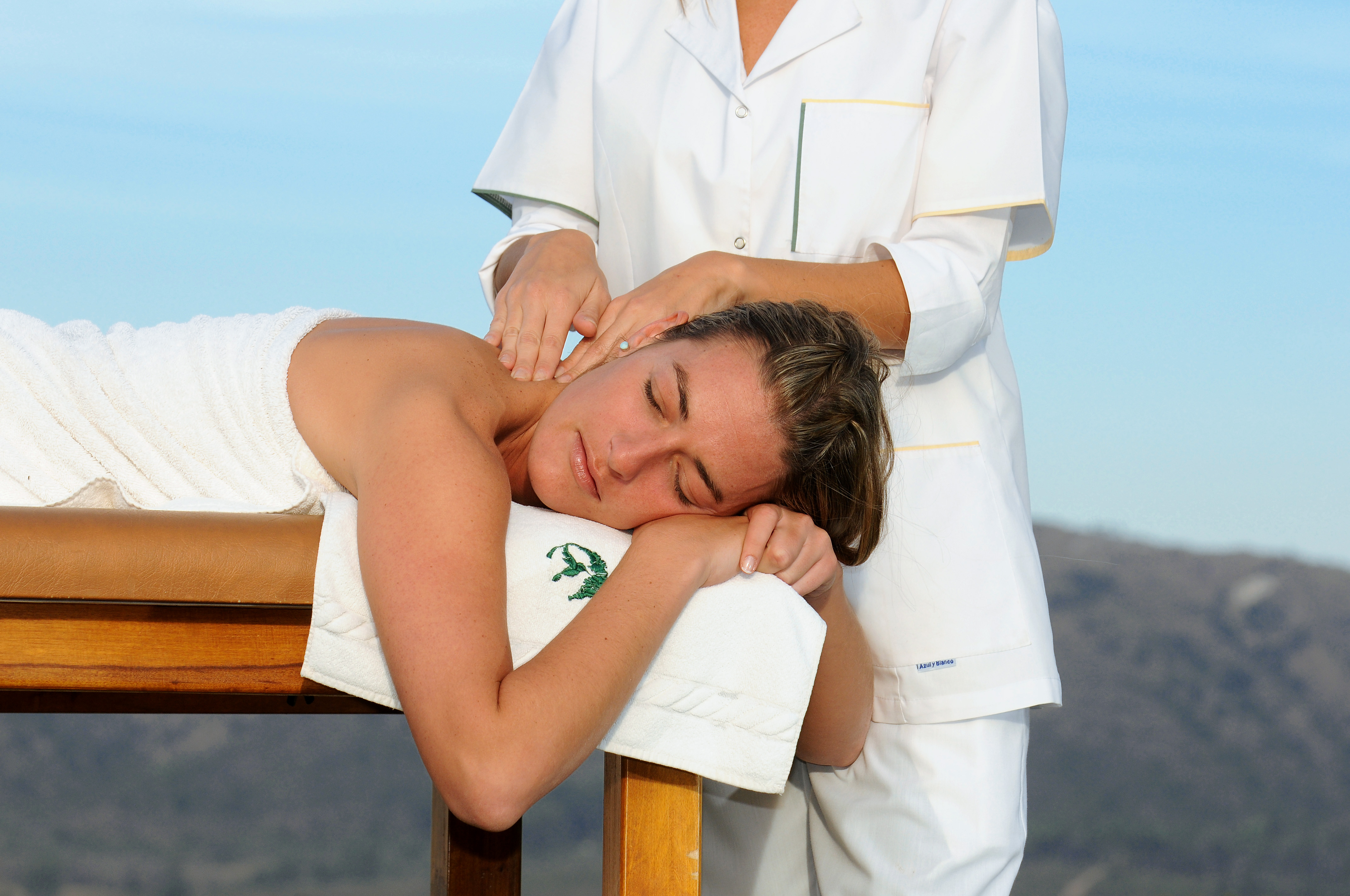 MCC: A massage that touches the soul