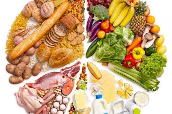 alimentos saludable