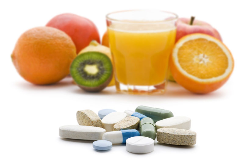 Vitamins; Are supplements necessary?