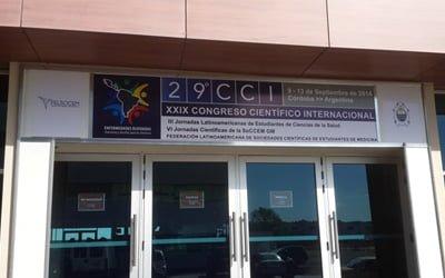 Qenti presente en el Congreso Científico Internacional FELSOCEM