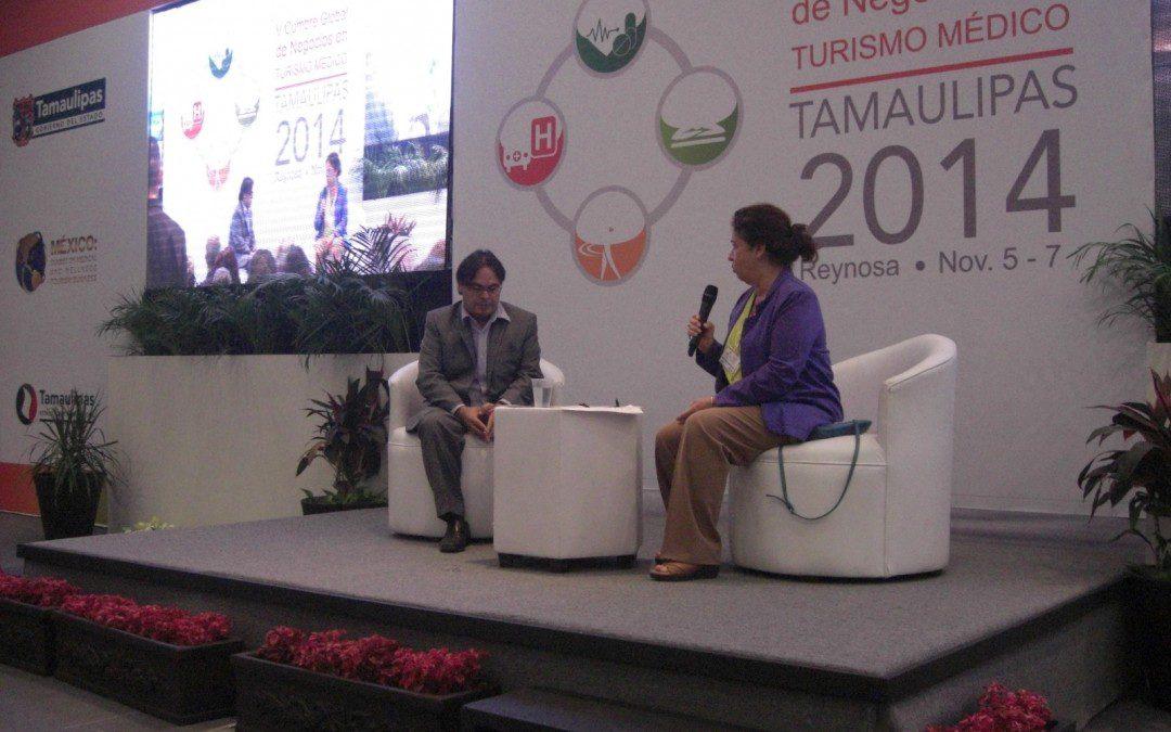 V Cumbre de Turismo Médico en Tamaulipas, México
