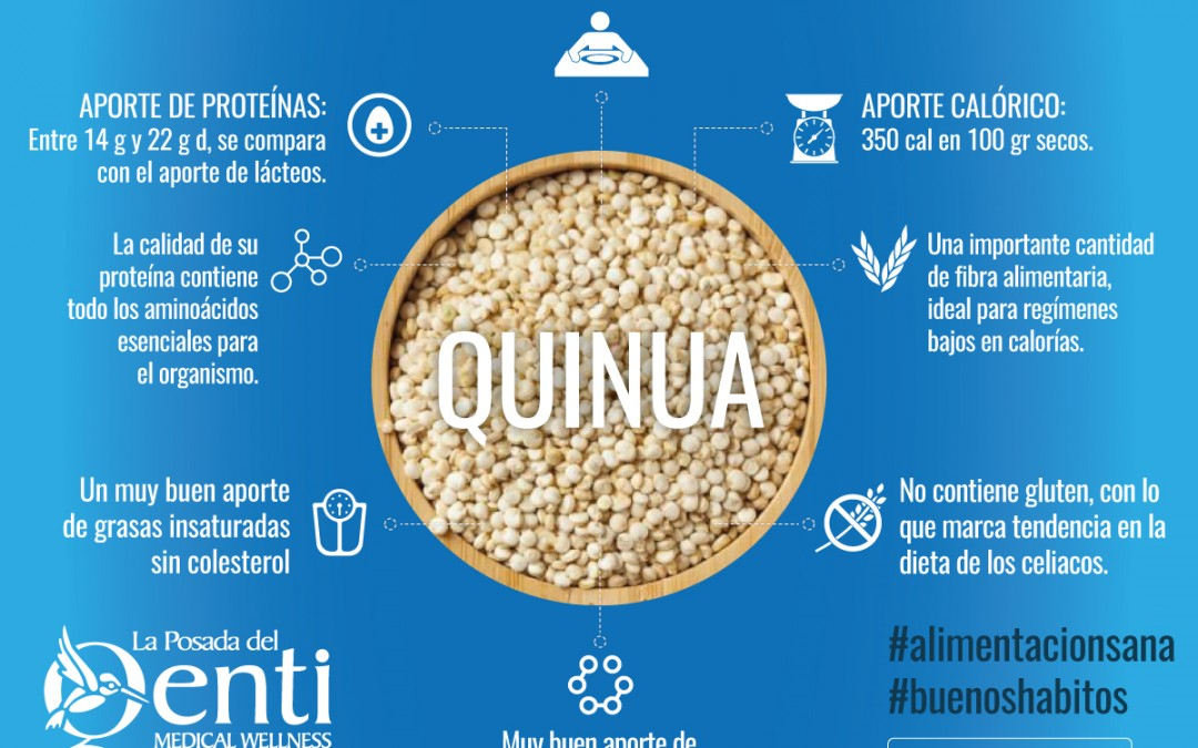 Healthy nutrition: quinoa risotto