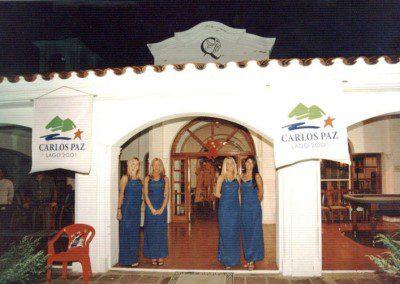 Apertura de temporada 2001