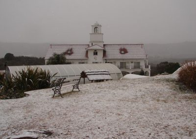 Posada nevada 2007