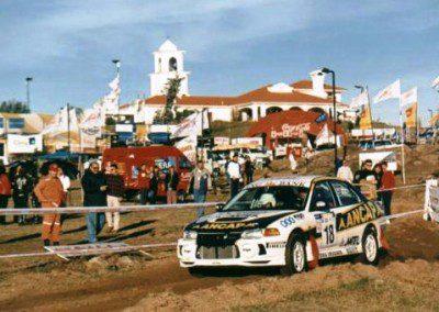Shakedown Rally Mundial 1998