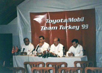 Rally Mundial 1999