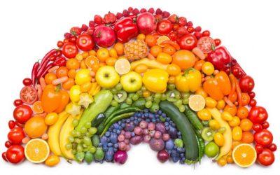 5  Razones para consumir frutas y verduras todos los días