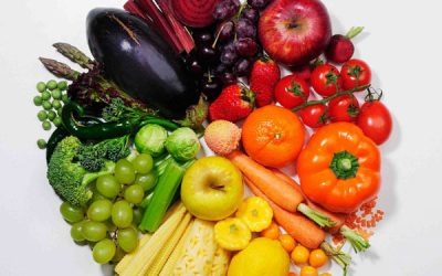 5  Reasons to eat fruits and vegetables every day