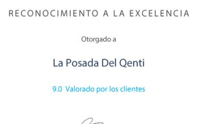 DetectaHotel recognizes Posada Del Qenti among the best accommodation in Argentina