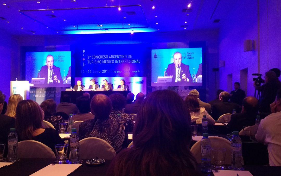La Posada del Qenti presente en el 2do Congreso Argentino de Turismo Médico Internacional