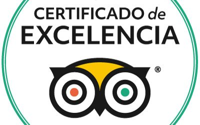 La Posada del Qenti receives the certificate of excellence 2017 TripAdvisor
