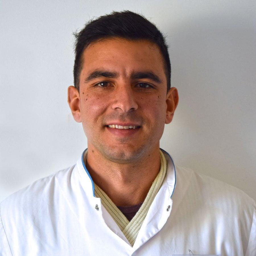 Lic. Diego Prado – Licenciado en Nutrición.