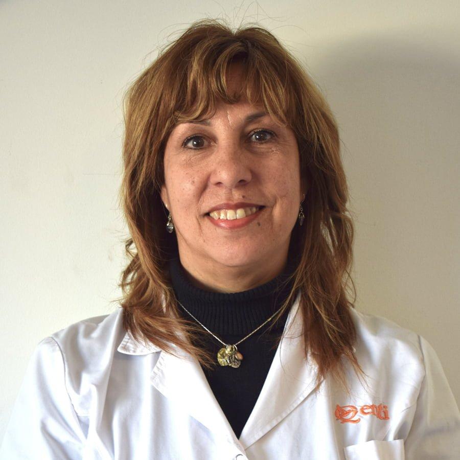 Lic. Sandra Villarreal – Licenciada en Nutrición - MP. 1138