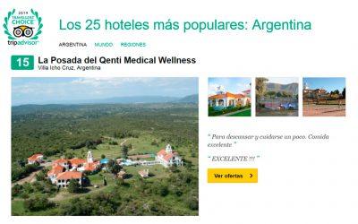 La Posada del Qenti el lugar para cuidar tu salud más reconocido de la Argentina