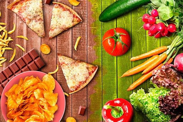 Los alimentos ultra procesados son la principal causa de obesidad