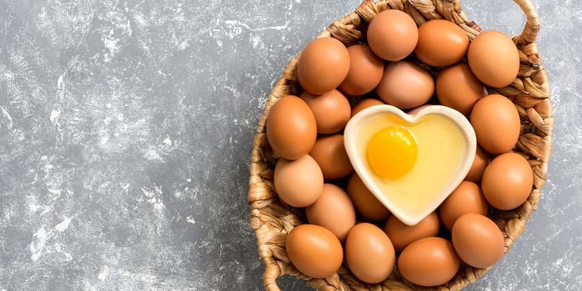 Colesterol: no le echemos la culpa al huevo