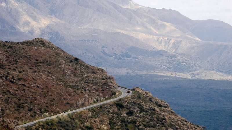 El aire de las Sierras de Córdoba, tan puro que sana