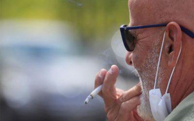 ¿Cuáles son los riesgos de fumar ocasionalmente?
