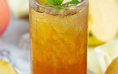 Te presentamos 2 bebidas saborizadas caseras y refrescantes