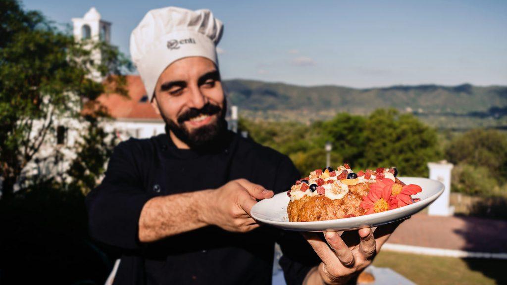 Taller de cocina saludable: Rosca de Pascua
