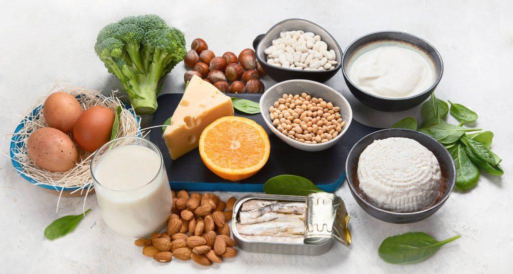 La importancia del calcio en nuestra alimentación